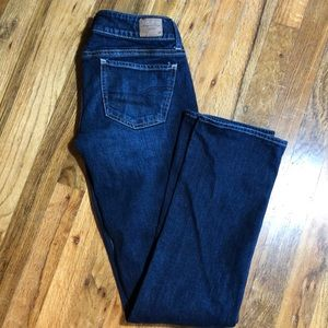 American Eagle Outfitters Straight Jeans Sz 2